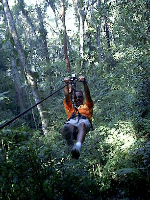 Rio Cuale Canopy Tour in Puerto Vallarta (Canopy River)