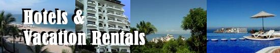 Hotels and Vacation Rentals in Puerto Vallarta
